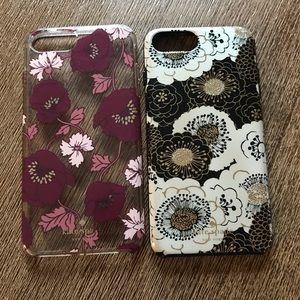 kate spade Accessories - Kate spade iPhone 7 Plus case bundle